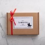 Brievenbus Kruidnoot brownies