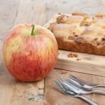 Oma's brievenbus appeltaart